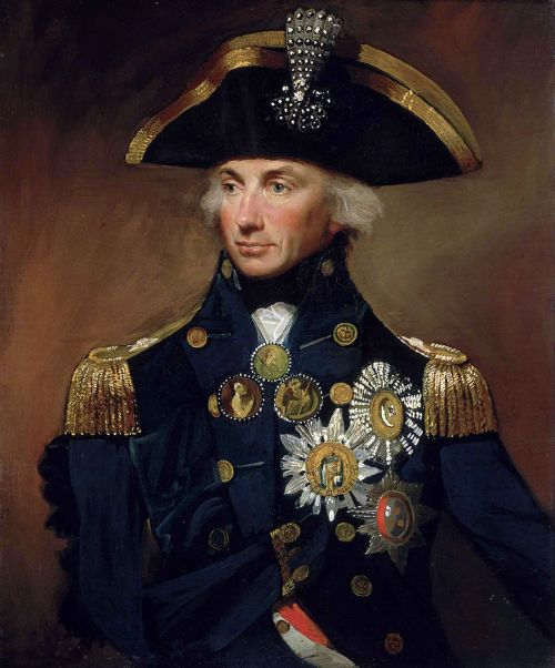 Lemuel Francis Abbott, Horatio Nelson, 1799 National Maritime Museum, London