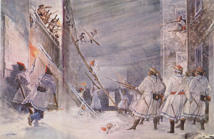 Betting on the Continental Army's Canadian Campaign