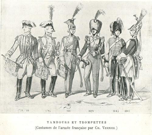 Michel Brenet, La Musique Militaire. Collection des Musiciens célèbres. Henri Laurens, éditeur. Paris, Librairie Renouard, 6, rue de Tournon. No date (19th century).