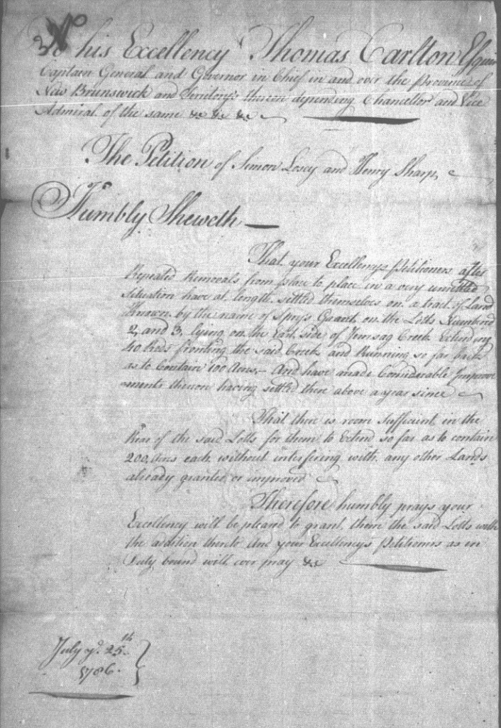 Land Petition 2