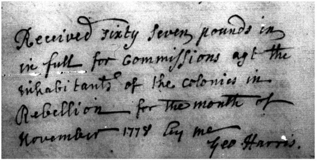Grandy Notation Declaration 1