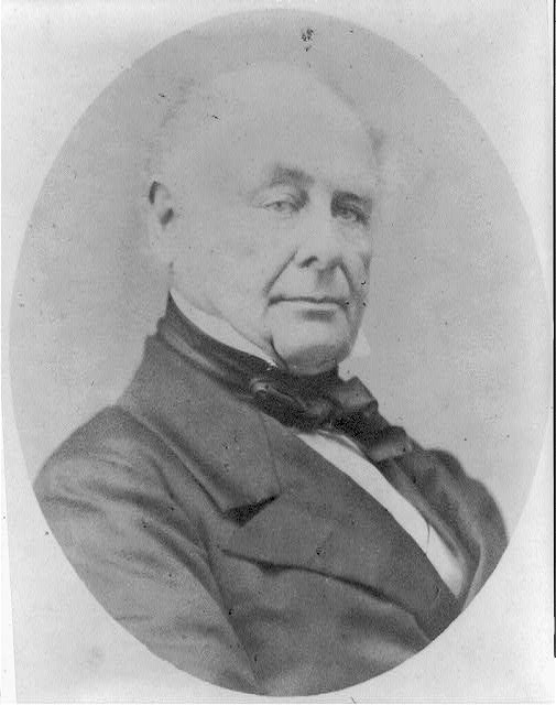 """Thomas Chandler Haliburton (alias Sam Slick), 1796-1865, bust portrait"", Library of Congress Prints and Photographs Division, Washington, D.C."