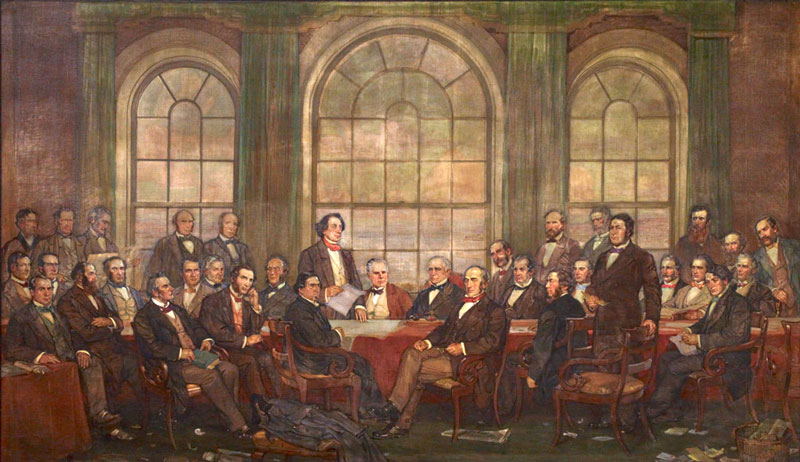 Post-Confederation era